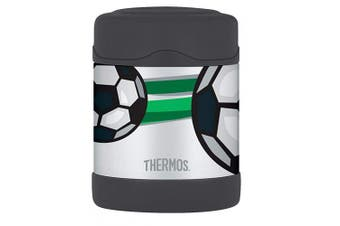(Football) - Thermos FUNtainer Food Flask, Football, 290 ml