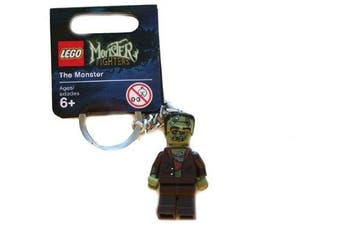 """LEGO Monster Fighters 'The Monster"""" Key Chain"""