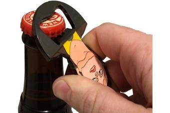 (Mask) - Balanced Co. Dwight Schrute Bottle Opener Dwight Schrute Beer Opener (Mask)