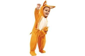 Child's Toddler Cute Kangaroo Halloween Costume (18M)