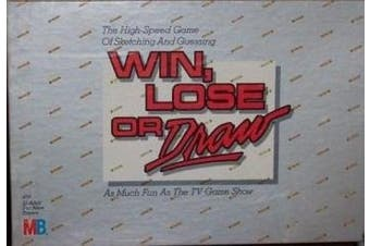Win, Lose or Draw - Party Edition