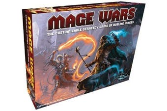 (1, CLASSIC) - Board Game - Mage Wars Enter The Arena - Arcane Wonders