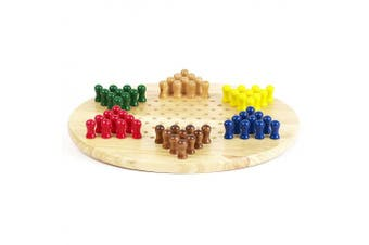 Bello Games Deluxe Giant Size Chinese Checkers Set 50cm
