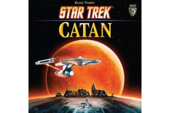 Star Trek Catan Board Game