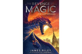 The Last Dragon, Volume 2 (Revenge of Magic)