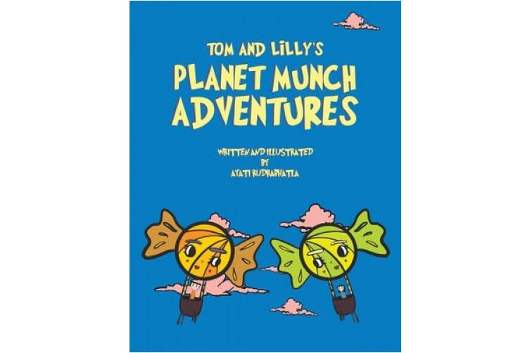 Tom and Lilly's Planet Munch Adventures