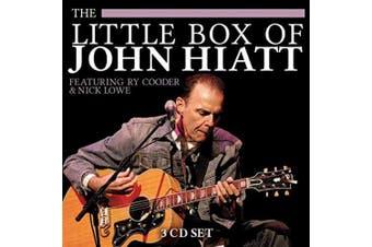 The Little Box of John Hiatt