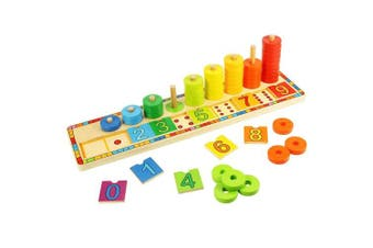 Bigjigs Toys Learn to Count Puzzle