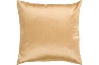 Surya HH-038 Square Indoor Decorative Pillow with Down or Polyester Filling from