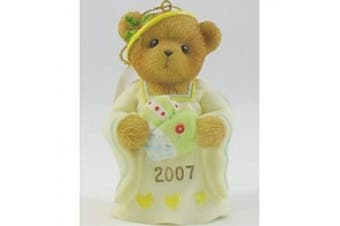 Cherished Teddies -> Tis The Season to Be Filled with Love - Dated 2