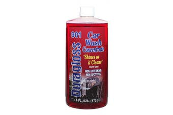(470ml) - Duragloss 901 Red Car Wash Concentrate - 470ml
