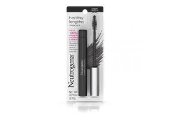 (01 / Carbon Black) - Neutrogena Healthy Lengths Mascara, Carbon Black 01, .620ml