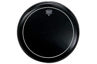 (8 Inch) - Remo ES0608PS Ebony Pinstripe Drum Head, 20cm