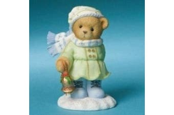 Cherished Teddies Rosalee May Your Season Ring with Happiness 4008149