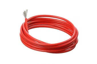(3m Red, 10 ft Red) - BNTECHGO 14 Gauge Silicone Wire Red 3m Ultra Flexible 14 AWG Stranded Tinned Copper Wire
