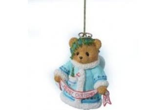 Cherished Teddies 2012 Wishing You A Heavenly Holiday