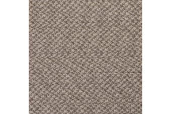 (latte) - Colonial Mills Natural Wool Houndstooth Sample Swatch Colour: Lattle