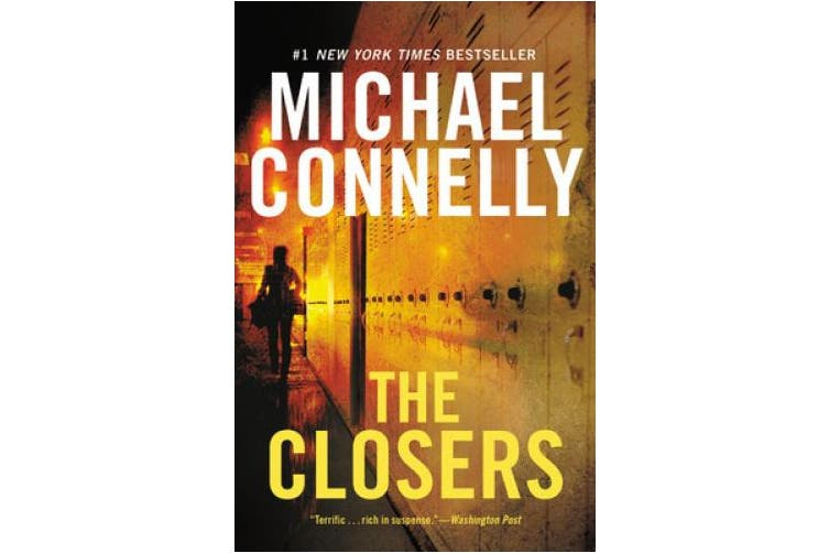 The Closers [Large Print]