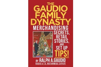 The Gaudio Family Dynasty: Merchandising Secrets, Retail Stories, and Setup Tips!