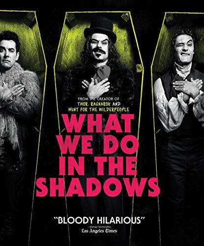 What We Do in the Shadows [Blu-ray] WHAT WE DO IN THE SHADOWS
