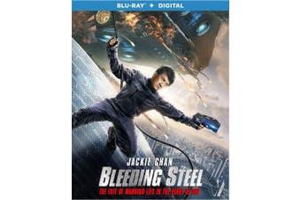 Bleeding Steel [Blu-ray] [Blu-ray]