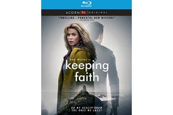 Keeping Faith: Series 1 [Blu-ray] [Blu-ray]