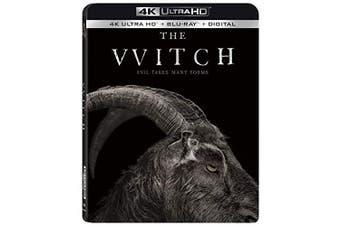 The Witch [Blu-ray] [Blu-ray]