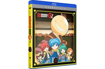 Koro Sensei Quest: Shorts [Blu-ray] [Blu-ray]
