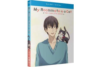 My Roommate Is a Cat: The Complete Series [Blu-ray] [Blu-ray]
