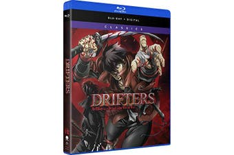 Drifters - The Complete Series [Blu-ray] [Blu-ray]
