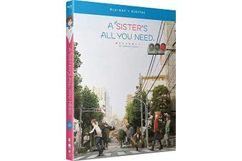 A Sister's All You Need.: The Complete Series [Blu-ray] [Blu-ray]