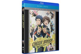 Cheer Boys!!: The Complete Series [Blu-ray] [Blu-ray]