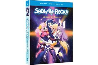 Show By Rock!! Season Two + Shorts [Blu-ray] [Blu-ray]