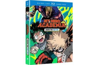 My Hero Academia: Season Two Part Two [Blu-ray] [Blu-ray]