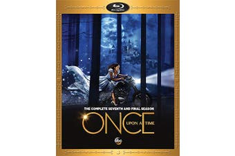 ONCE UPON A TIME: THE COMPLETE SEVENTH SEASON (HOME VIDEO RELEASE) [Blu-ray] [Blu-ray]