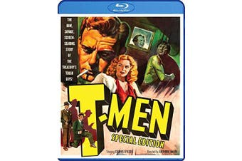 T-Men (special Edition) [Blu-ray] [Blu-ray]