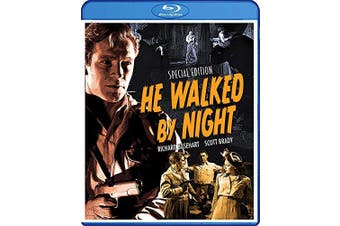He Walked by Night - Blu-ray [Blu-ray] [Special Edition]