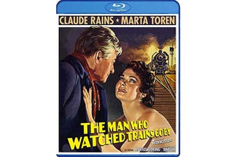 The Man Who Watched Trains Go By (Blu-ray) - AKA The Paris Express [Blu-ray]