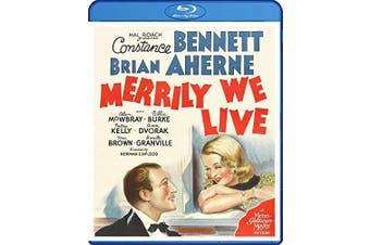 Merrily We Live [Blu-ray] [Blu-ray]