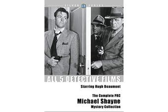 The Complete PRC Michael Shayne Mystery Collection (Classicflix Silver Series)