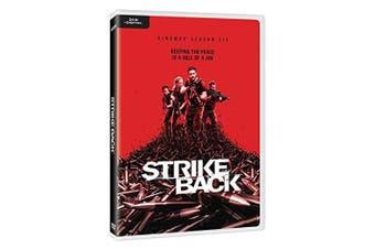 Strike Back: Season 6 (DC+DVD)