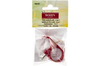 Bohin Needle Puller 3-in-1