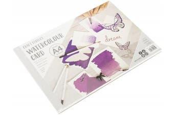 Tonic Studios Watercolour Paper Pad A4