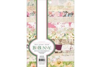 BoBunny Single-Sided Paper Pad 15cm x 20cm 36/Pkg
