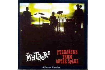 Teenagers from Outer Space [Vinyl]