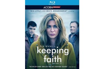 Keeping Faith Series 2 [Blu-ray] [Blu-ray]