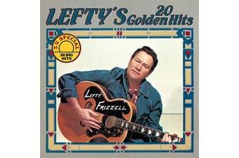 Lefty's 20 Golden Hits