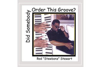Did Somebody Order This Groove?