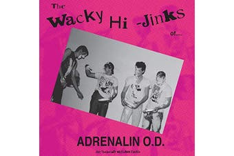 The Wacky Hi-Jinks of 35 Anniversary Millennium Edition
