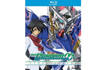 Mobile Suit Gundam 00 Blu-ray Collection 1 [Blu-ray]